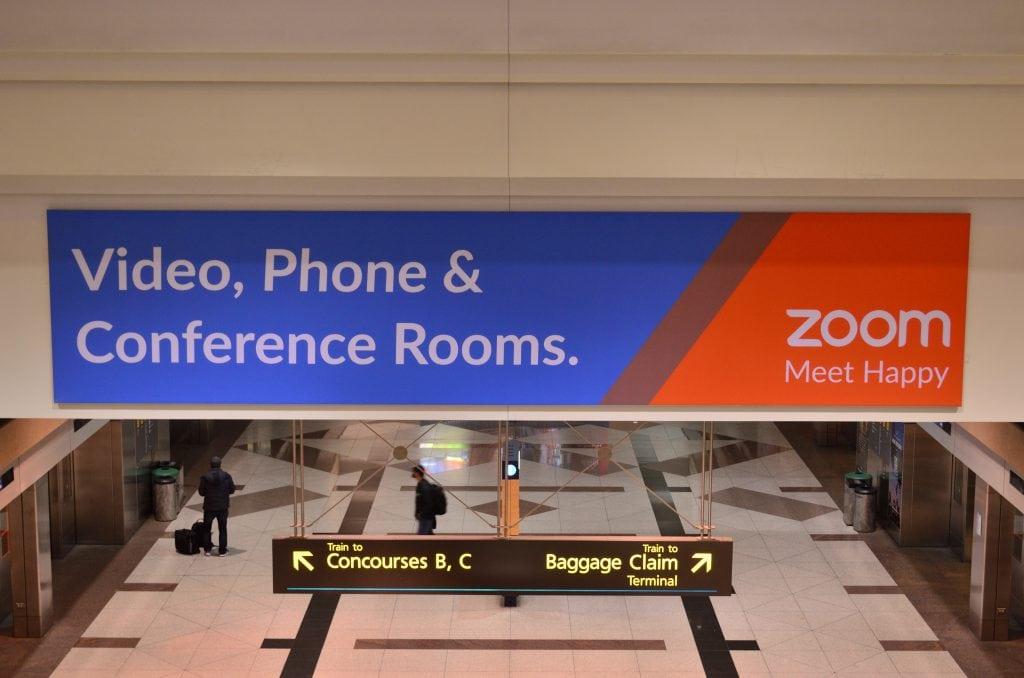 Denver Zoom Advertizement